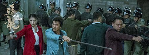 动作猛片电影《追龙》总票房突破3.17亿