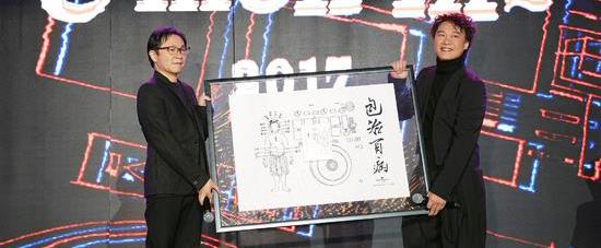 陈奕迅在京举办专辑《C'mon in~》亚洲发布会