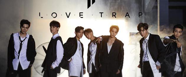 TEAM SPARK火星团发布首支先行曲《Love Trap》