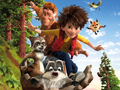 电影《我的爸爸是森林之王》10月14日上映