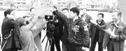 微电影《最美媳妇薛俊兰》文水县举行开机仪式