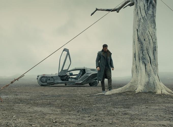 电影《银翼杀手2049》影片推出前传动画短片