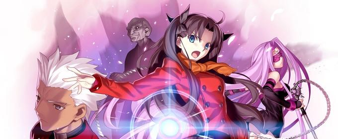 剧场版动画《Fate》首周票房4.13亿日元