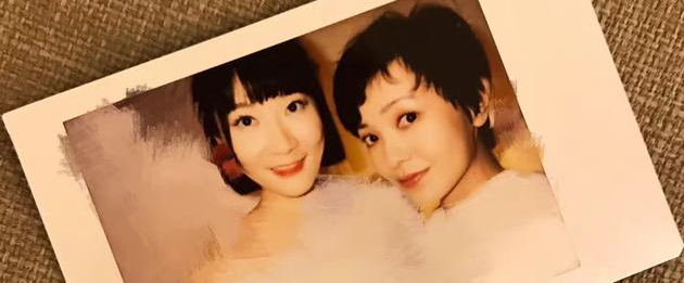 郭采洁阿肆合唱新单曲《世界上的另一个我》
