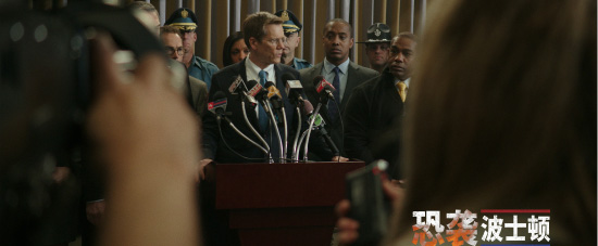 电影《恐袭波士顿》宣布内地定档11月17日