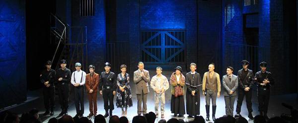 话剧《我的灵魂永不下跪》将登陆浙话艺术剧院