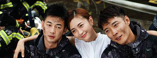青春励志大剧《特勤精英》上线三天全网破亿