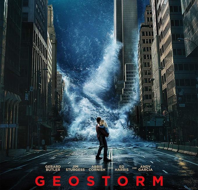 评:《全球风暴》只会炫技的灾难片会被淘汰