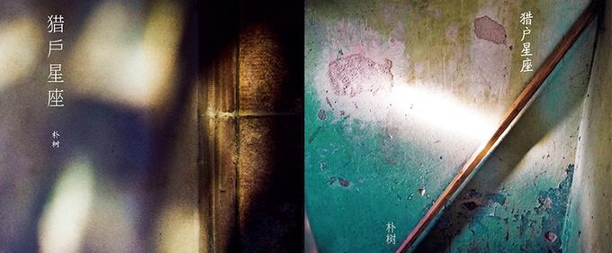 朴树《猎户星座》实体唱片预售开启双封面曝光