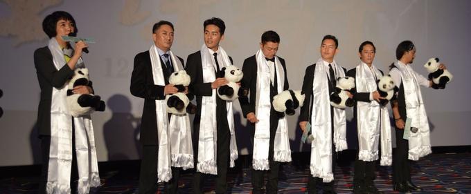 """电影《金珠玛米》在成都举行""""最辣西藏""""首映礼"""