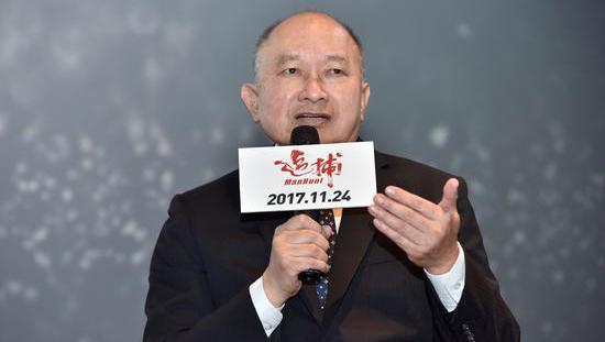 《追捕》导演吴宇森:电影需要情怀
