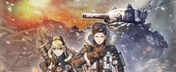 《战场女武神4》情报公开2018年发售