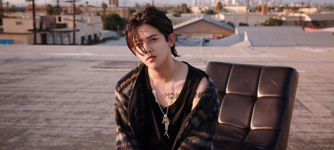 符龙飞个人全新创作专辑首波主打《I'M OK》MV首发