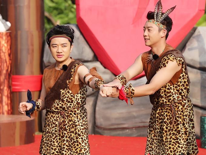 网络真人秀《了不起的兽人族》11月25日首播