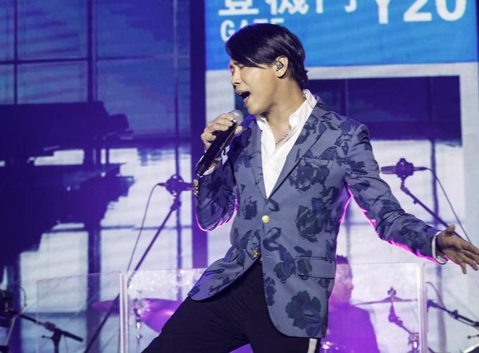 陶喆台北举办同名专辑20周年发行派对
