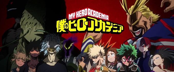 热血动画《我的英雄学院》将推出剧场版动画
