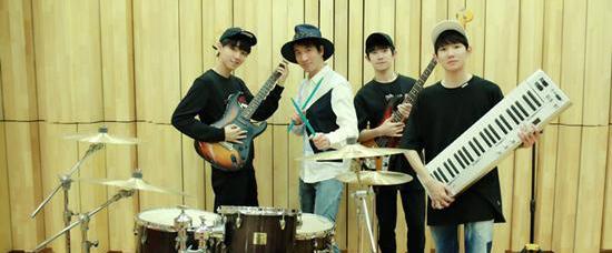 王力宏TFBOYS合作新曲《Tonight Forever》