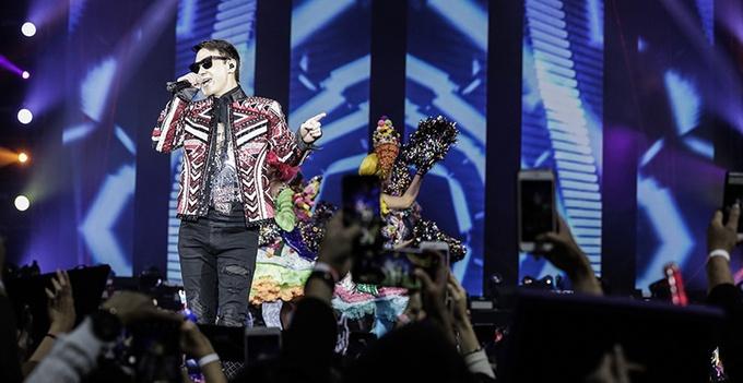 黎明Leon Random Run巡回演唱会1月6日上海开唱