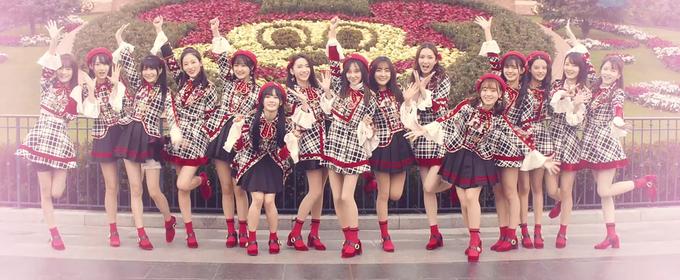 SNH48 GROUP新年单主打歌《甜蜜盛典》MV首发