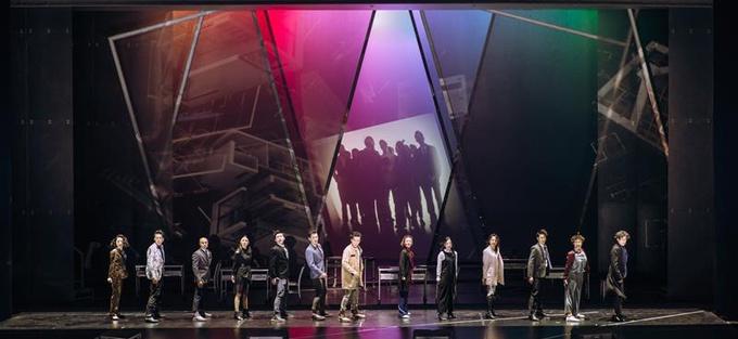 音乐剧《阿尔兹记忆的爱情》武汉剧院上演