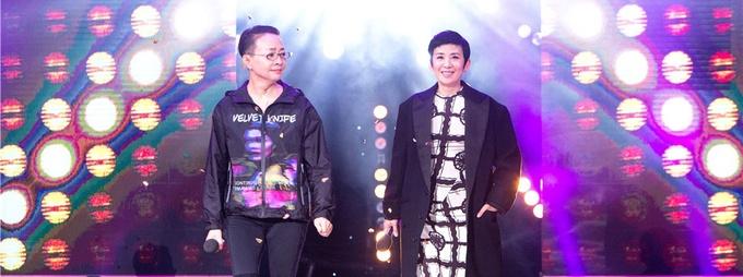 《天天向上》宋丹丹吴君如首度同台切磋演技