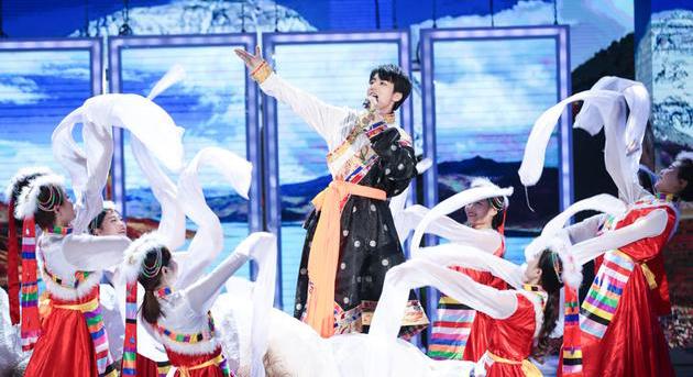 《快乐大本营》王俊凯自称客栈老板献唱高原妙音