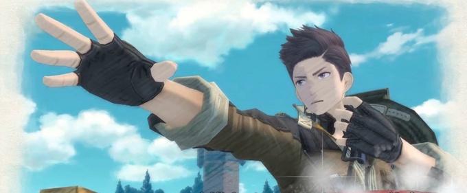 战略角色扮演类游戏《战场女武神4》公开最新PV