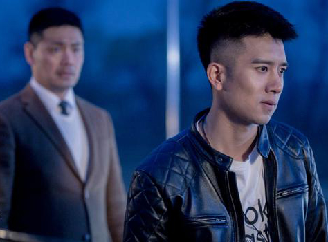电影《坏爸爸》孙绍龙搭档邵兵首演叛逆少年