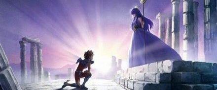《圣斗士星矢》动画重制版将于2019年开播