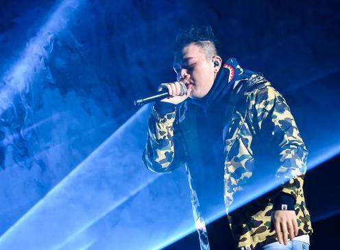 中国有嘻哈live巡回演唱会上海站圆满结束
