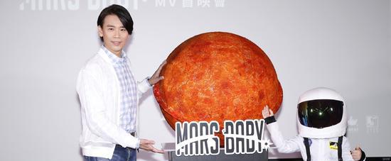 陶喆最新单曲《Mars Baby》MV首映