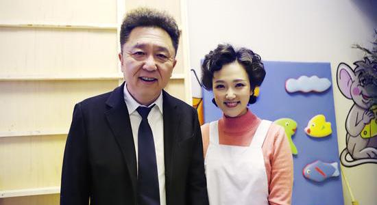真人情景剧《新大头儿子和小头爸爸》在北京顺义拍摄迎媒体探班