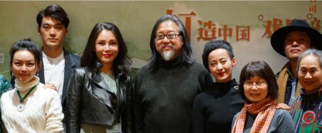 赖声川新话剧《北京人》发布会在京举行