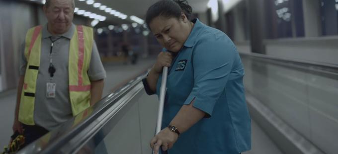 《夜班女工》戛纳入围反思人性短片