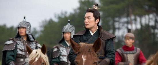 电视剧《琅琊榜之风起长林》张博化身正义之士