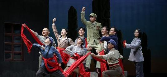 国家大剧院话剧《西望长安》将登台