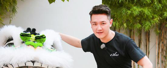 《远游48小时》田源印度尼西亚传播中华文化