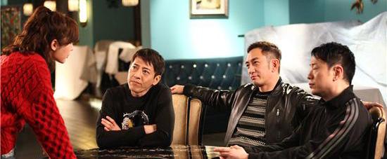 电视剧《吃素的小爸》TVB老戏骨原音重现