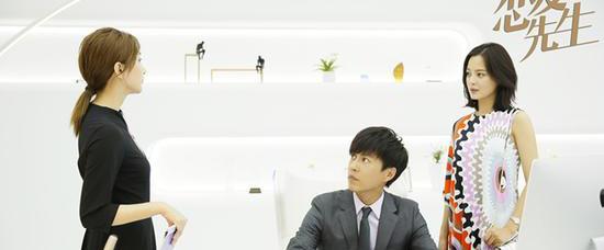 电视剧《恋爱先生》靳东江疏影患难见真情
