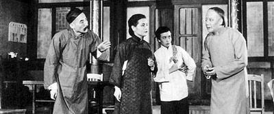 《人艺往事》讲述焦菊隐:用话剧完美表现中国情感