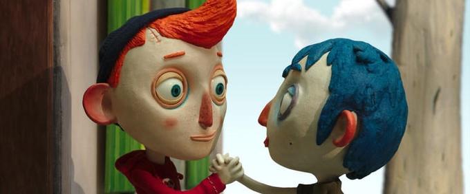 定格动画电影《西葫芦的生活》2月10日在日本上映