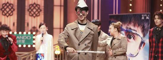 《今夜现场秀》刘昊然可爱自料吃货属性