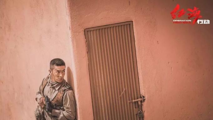专访杜江:在摩洛哥拍摄《红海行动》时 我在想什么