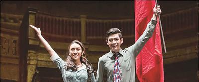 百老汇音乐剧《为你疯狂》:以别样的姿态在中国舞