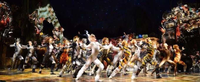 音乐剧《猫》将于4月28日在陕西大剧院上演