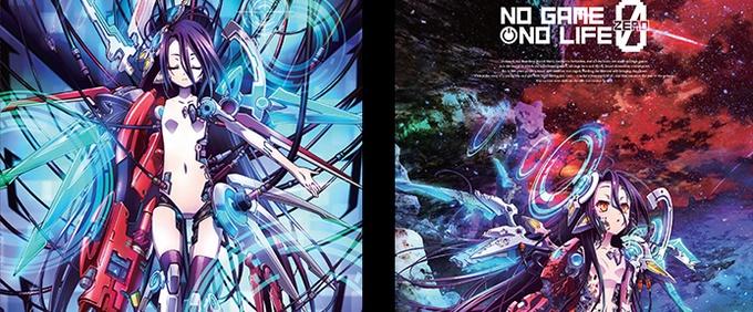 动画《游戏人生ZERO》剧场版光碟销量突破3万张