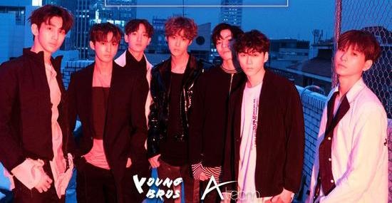 中韩男团VAVV新一轮巡演计划3月展开