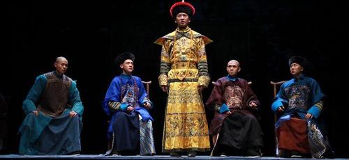 话剧《北京法源寺》即将登陆天桥艺术中心