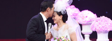 《王牌对王牌3》张国立为邓婕筹备婚纱补办婚礼
