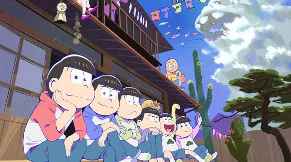 《阿松》将举办TV动画第二季完结纪念活动